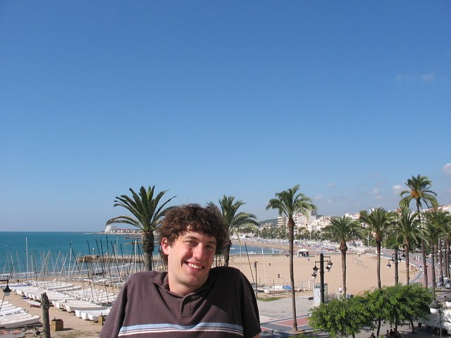 Spain: Me in Sitches