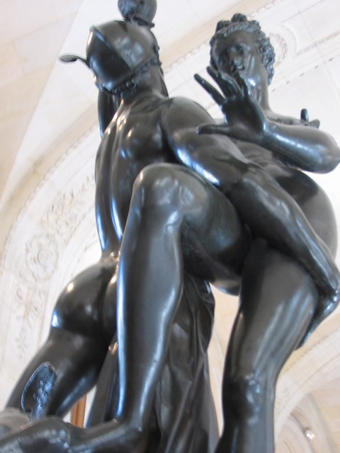 France: A bunch of Statues
