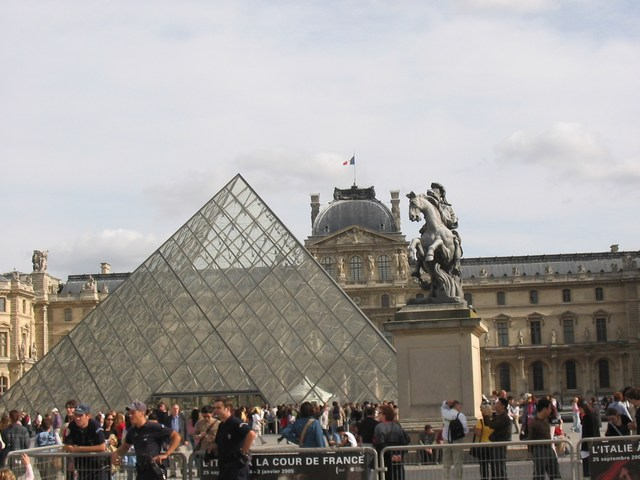 France: Another look at the Louvre