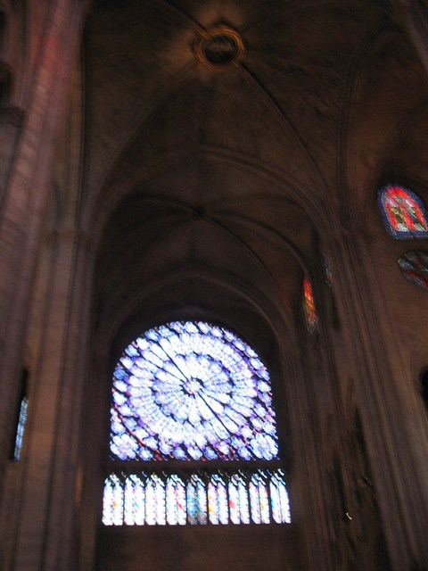 France: Inside the cathedral