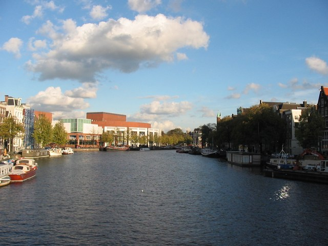 The Netherlands: More canals