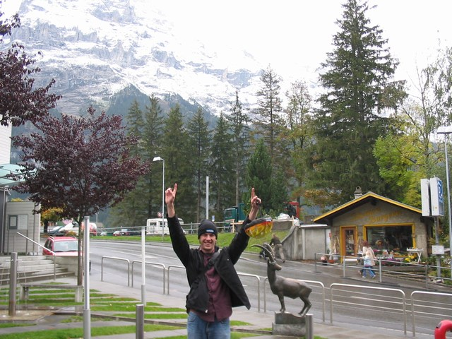 Switzerland: A look at Grindelwald