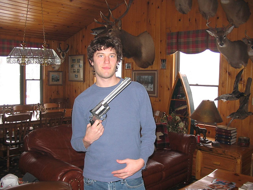 The biggest gun I will ever carry