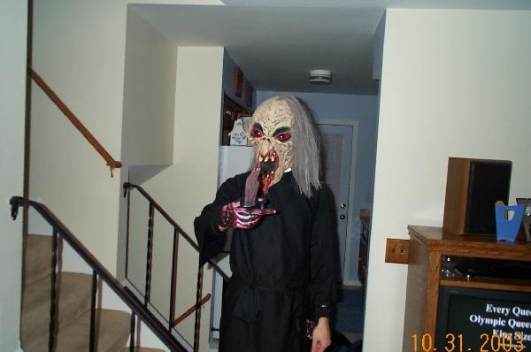 Another Costume of Me.