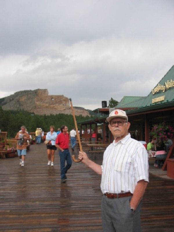 Grandpa and Crazy Horse