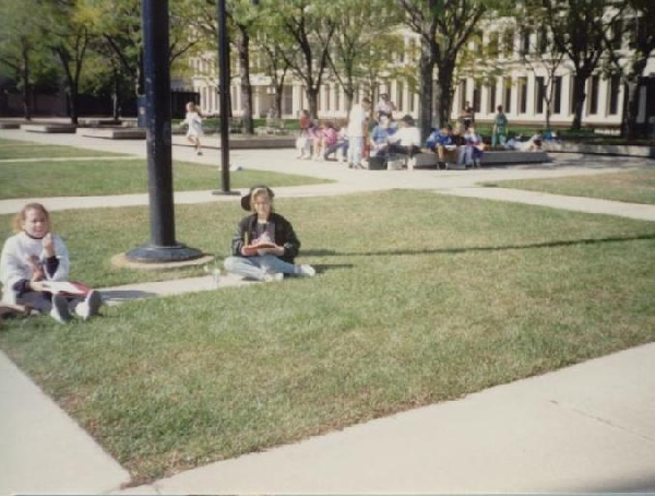 Her At The Lansing Trip The Year We Kissed