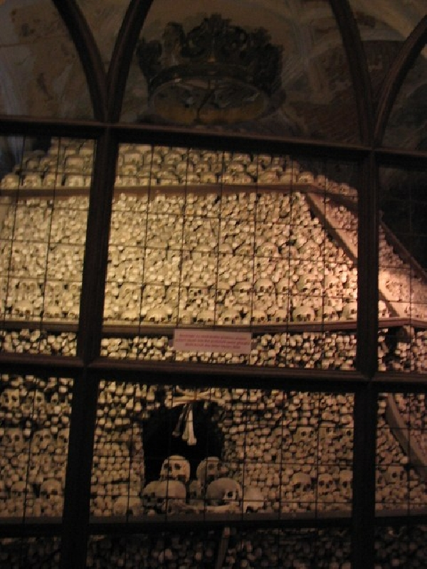 Finally making it to The Ossuary!