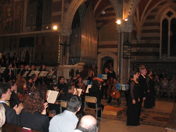 A Pic at the end of the concert