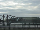 Scotland: Going Across The First of The Forth