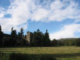 Scotland: A Castle in Pitlochry