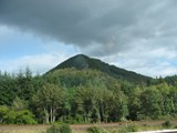 Scotland: Mountain With Forests