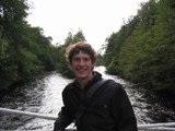 Scotland: Crossing the Ness Islands in Inverness