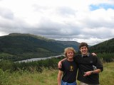 Scotland: Allastair and I