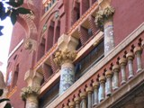 Spain: Gaudis building ( being used as an opera house )