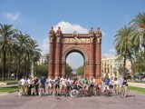 Spain: All of the bikers
