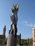 Spain: A Cool Sculpture
