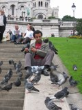 France: The pigeon man