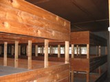 Germany: Dachau Sleeping Quarters :-(