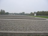 Germany: Dachau The foundations of all the buildings