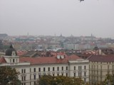 Czech Replublic: City shot on the hill 1