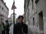 Czech Replublic: Me in the city