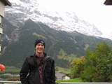 Switzerland: More of the alps with me blocking them
