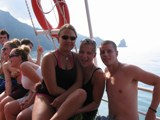 Greece: On the skanky booze cruise