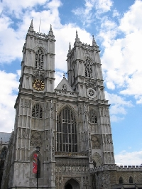Westminster Abbey (front)