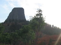 Devils Tower Again (Flippin Amazing)