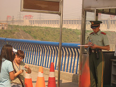 Yangtze River - Security!  2005!