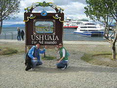 Honeymoon At Ushuaia 018