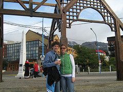 Honeymoon At Ushuaia 002